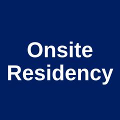 Onsite Residency